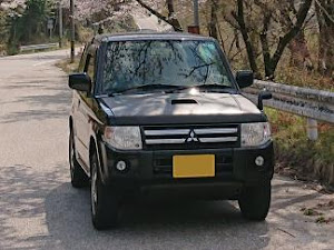 パジェロミニ H58A VR 4WD ターボ 660cc 4A30のカスタム事例画像 TK HIROさんの2020年04月05日16:22の投稿
