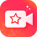 Video Editor, Video Maker With Music Photos & Text icon