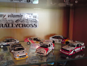 Photo: Willy´s Rallycross-Vitrine