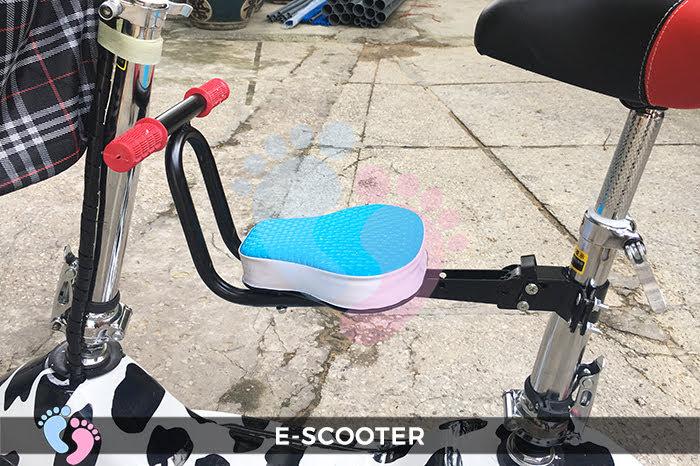 Xe điện E-Scooter mini gấp gọn 14