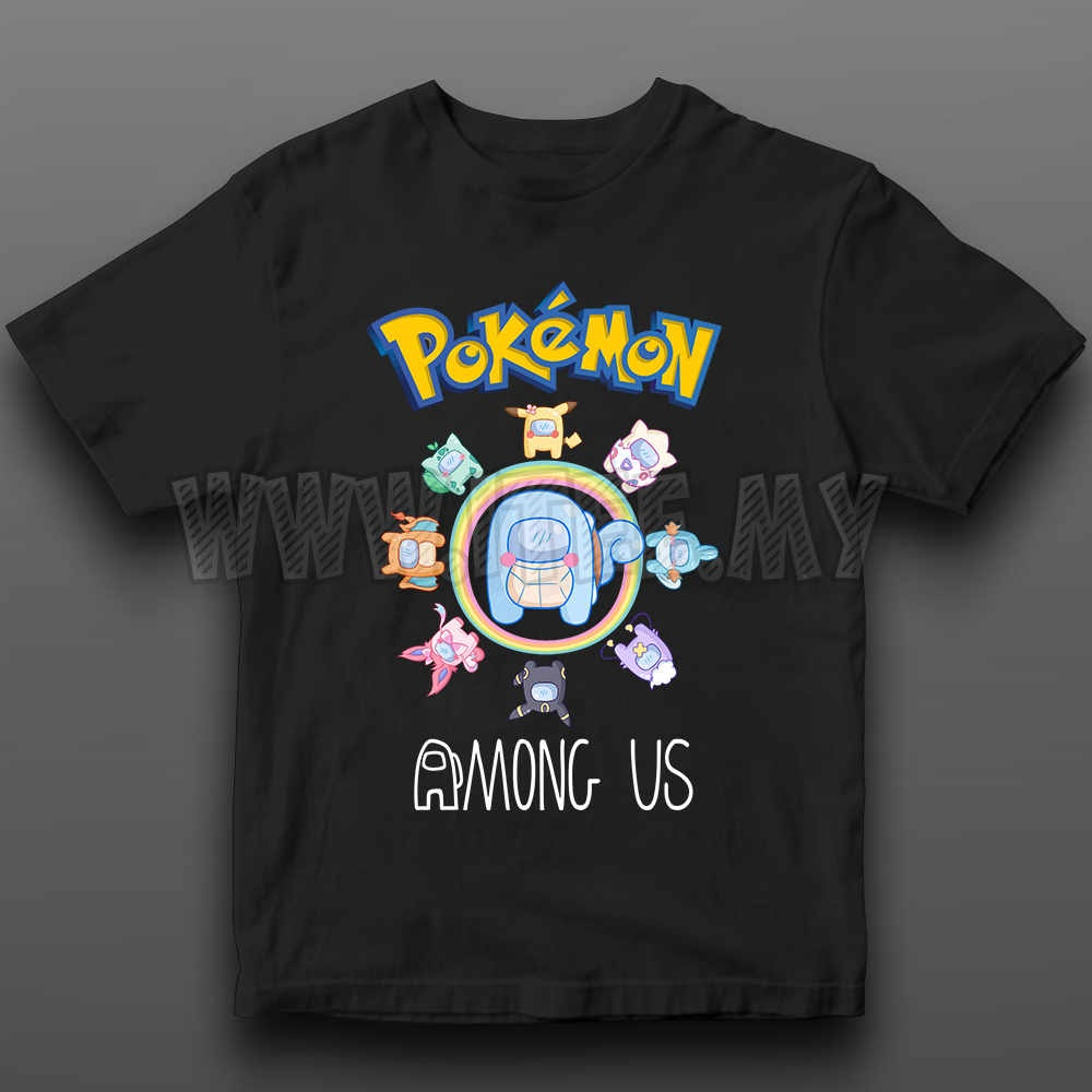 Pokemon x Among Us 13