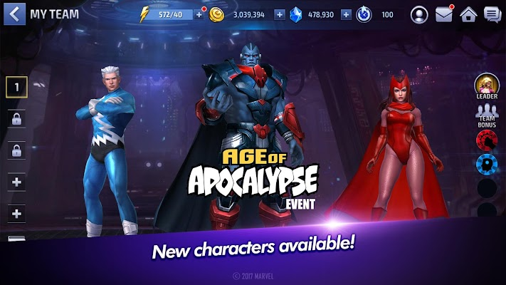 MARVEL Future Fight - screenshot