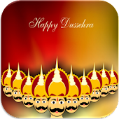 Dussehra Greeting Card Maker