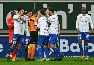 """Ex-scheidsrechter heeft duidelijke boodschap aan AA Gent: """"Willen jullie dat soort club zijn?"""", """"Flauwe zever"""" en """"Jullie maken zich belachelijk"""""""