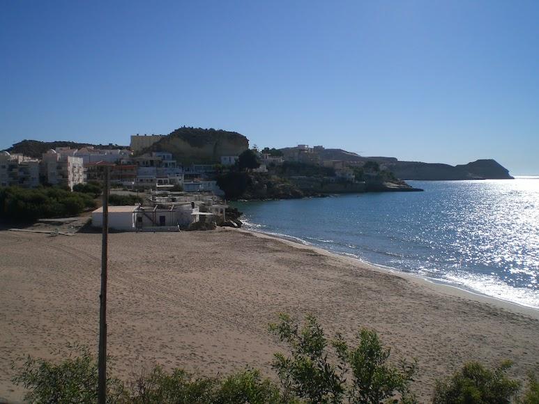 Pulpí, Mar Rabiosa, San Juan de los Terreros.