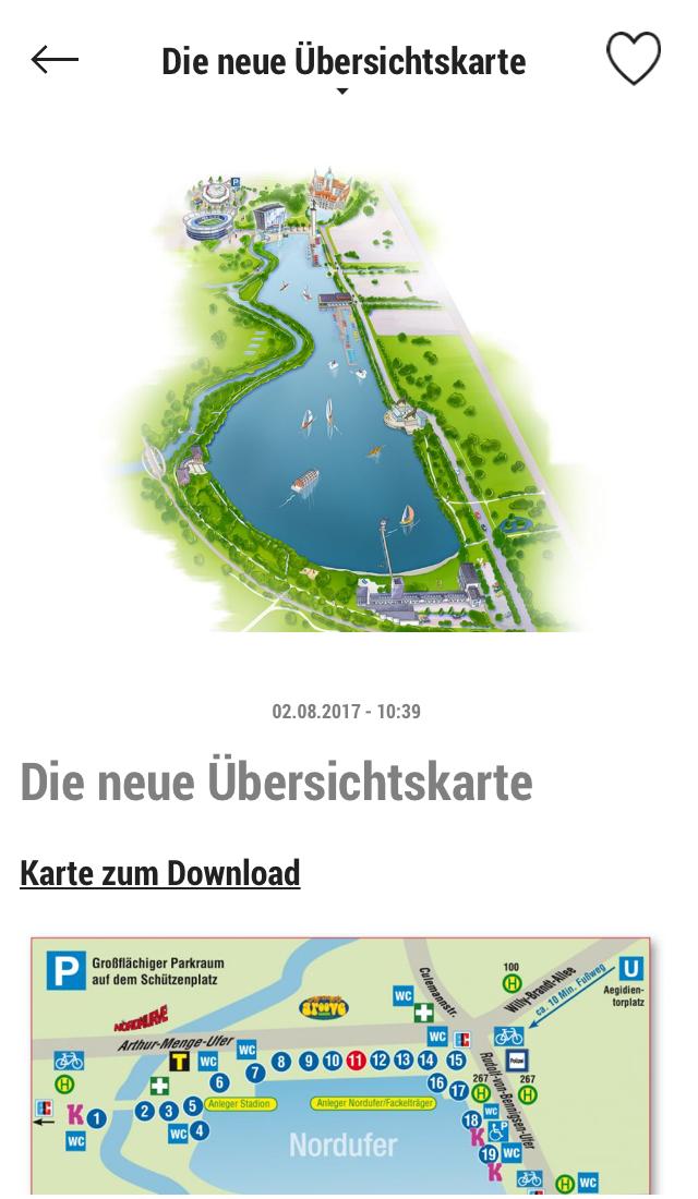 Скриншот Maschseefest Hannover