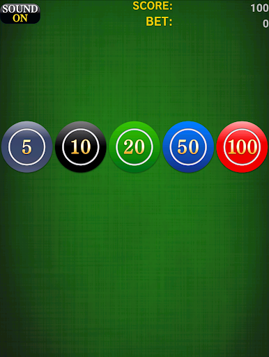 Poker [card game] screenshot