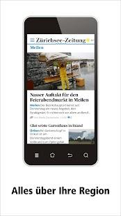 Zürichsee-Zeitung - náhled