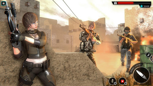 Cover Free Fire Agent:Sniper 3D Gun Shooting Games modavailable screenshots 18