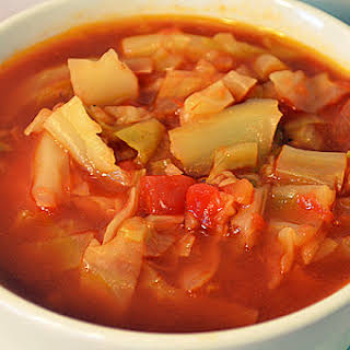 Tomato Cabbage Soup.