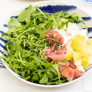 Parma Ham Salad Recipes.