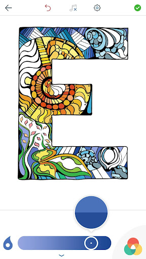 Alphabet Coloring Pages screenshot 8
