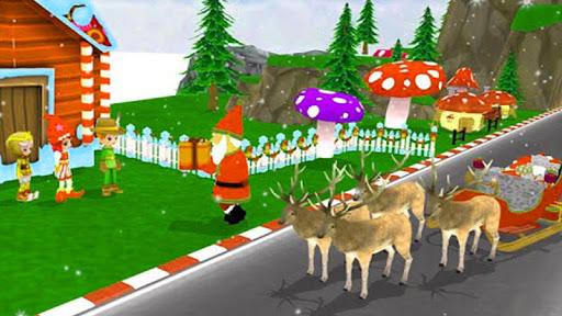 Foto do Amazing Santa Christmas Simulator Gift Delivery