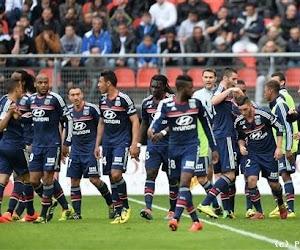 Lyon vergeet om opnieuw leider te worden in Frankrijk