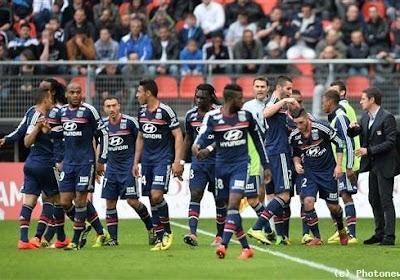 le Standard et le FC Bruges en concurrence pour un Lyonnais?