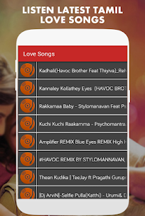 1000+ TAMIL SONGS LATEST 2019 – MP3 Apk Download 3