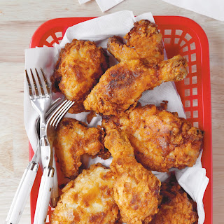 Fry Chicken Without Flour Recipes