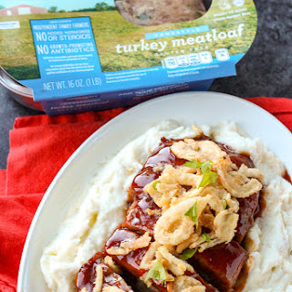 Barbecue Turkey Meatloaf.