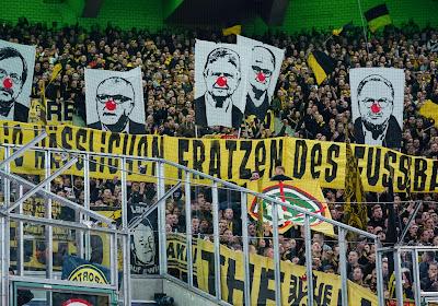 📷 Les supporters allemands se sont trouvés un ennemi commun : leur fédération