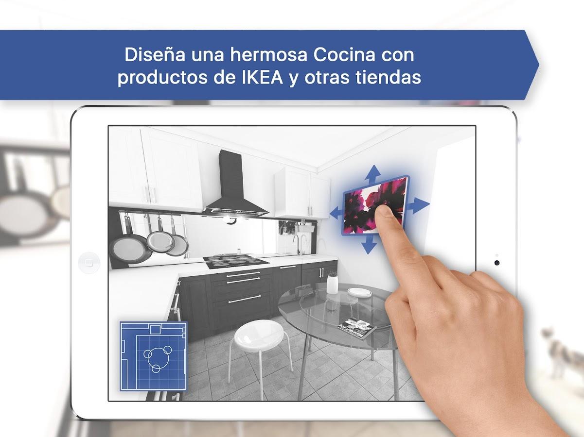 Ikea dise a tu cocina en 3d casa dise o for Disena tu cocina en 3d online