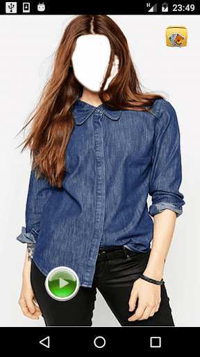 Jeans Shirts for Women