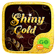 (FREE) GO SMS SHINY GOLD THEME Download on Windows