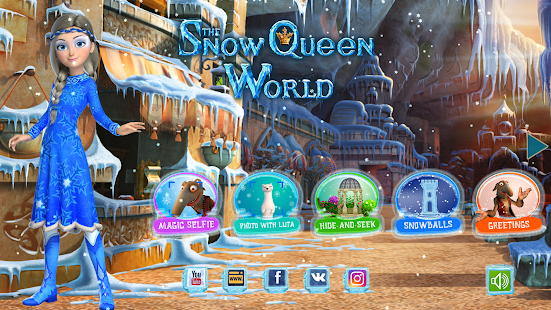 Snow Queen World - náhled
