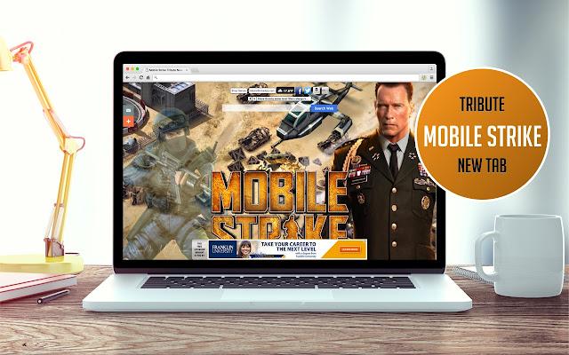 Mobile Strike Tribute New Tab