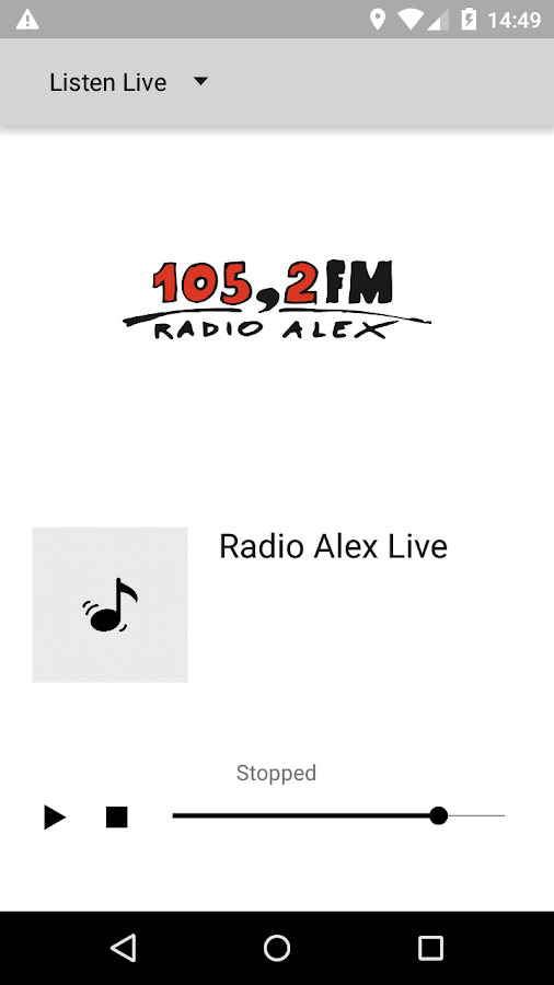 Radio Alex Zakopane Live- screenshot