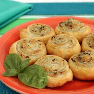 Pesto Puff Pastry.