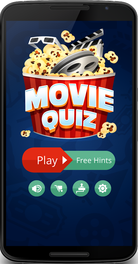 Movie Quiz - Guess the Movies!- screenshot