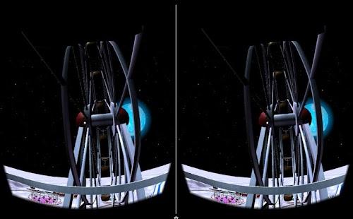 Mega VR Live Theme Park - Into The Galaxy - náhled