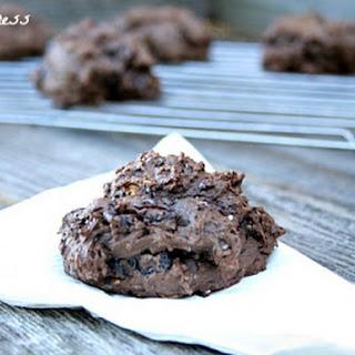 Chocolate Cherry Breakfast Cookies Recipe
