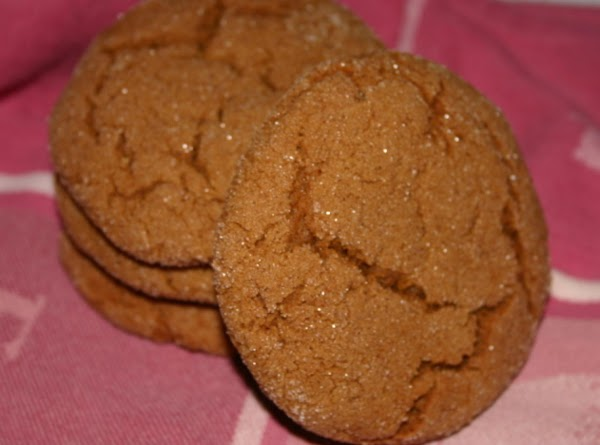 Pumpkin Molasses Cookies Recipe