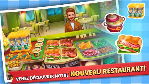 Télécharger Food Court Fever: Hamburger 3 APK MOD 2