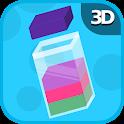 Block Sort 3D icon