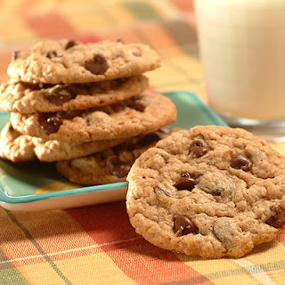 Simply Scrumptious Cookies.