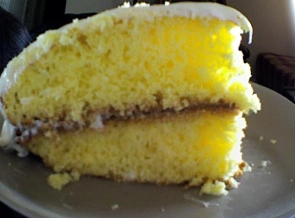 Blend remaining lemon juice, condensed cream,  into frosting for a hint of lemon...