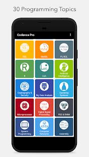 Codenza Pro Screenshot