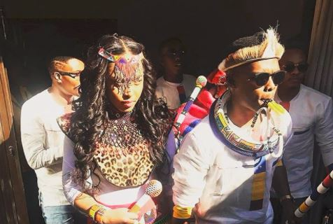 Somizi Reflects On Finding Out He Was Going To Be A Father