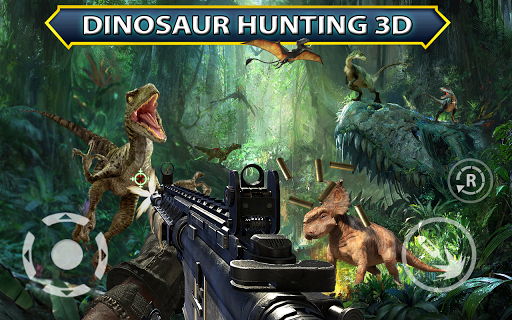 Jurassic Dino World Fallen Kingdom FPS Shooting  screenshots EasyGameCheats.pro 2