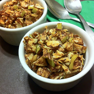 BAKED APPLE 'N ALMONDS