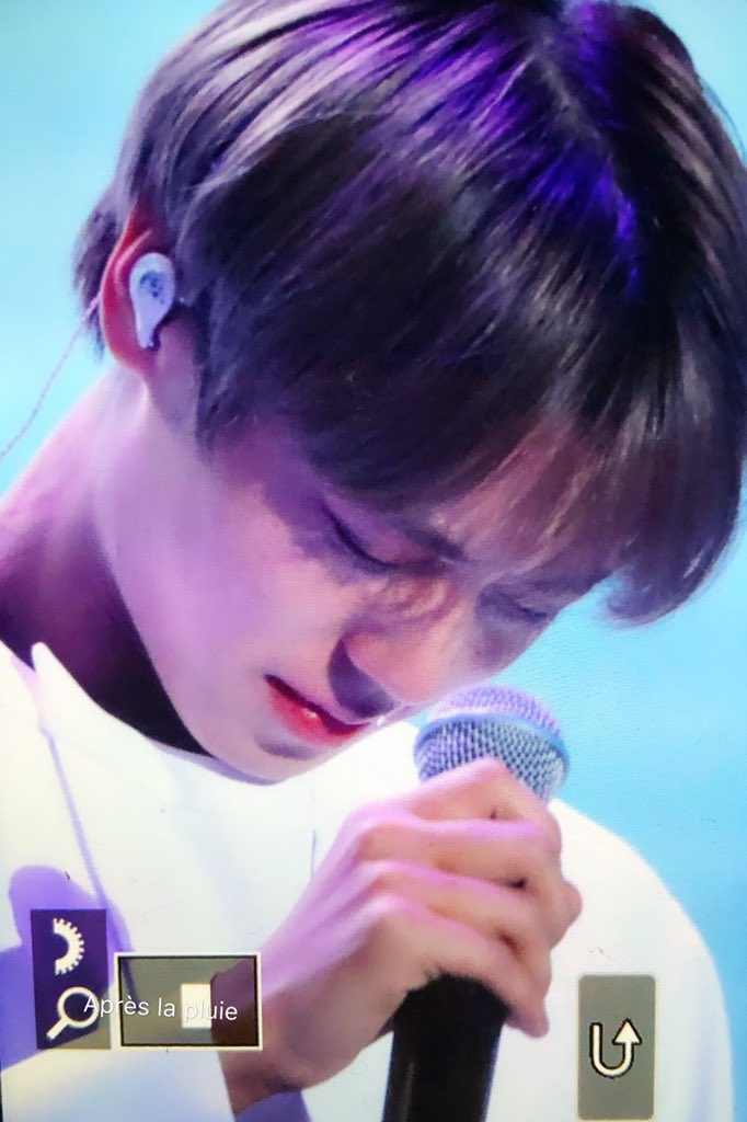 park jihoon cry pretty 9