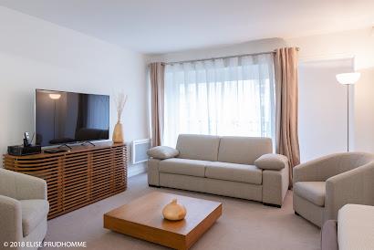 Quartier Passy Grand Studio Serviced Apartment