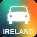 Ireland GPS Navigation icon
