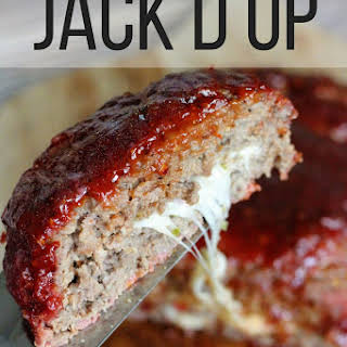Jack'd Up Smoked Meatloaf.