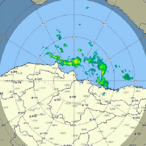Samsun Yağmur Radarı