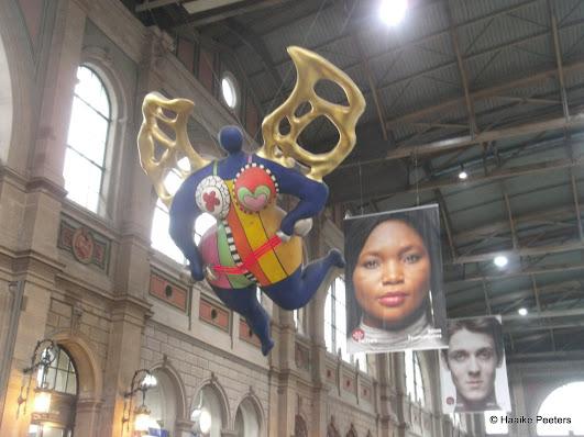 L'ange protecteur (Niki de Saint Phalle)