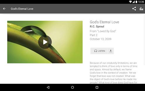 Ligonier Ministries- screenshot thumbnail