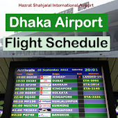 Dhaka Airport Flight Time